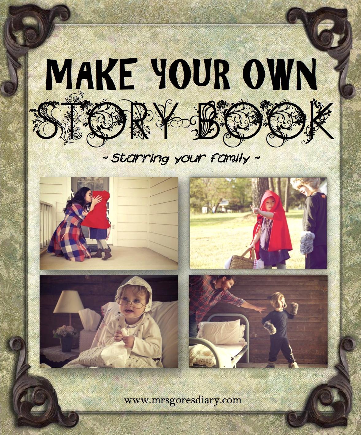 Diy storybook for Build storybook