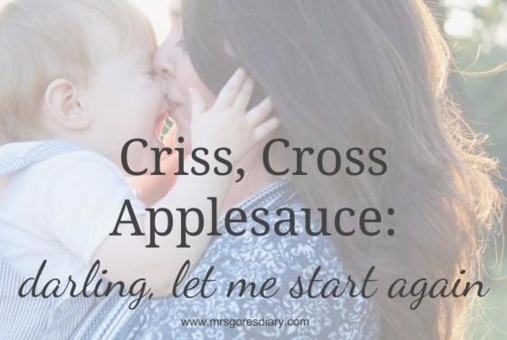 Criss, Cross